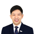 Raymond Tang real estate agent of Huttons Asia Pte Ltd