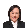 Judy Chong real estate agent of Huttons Asia Pte Ltd