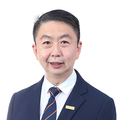 Kian Meng Lee  real estate agent of Huttons Asia Pte Ltd