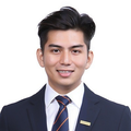 Dannie Han real estate agent of Huttons Asia Pte Ltd