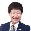 Catherine Low real estate agent of Huttons Asia Pte Ltd