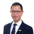 Loo Yew Ng  real estate agent of Huttons Asia Pte Ltd