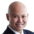 Bernard Lau real estate agent of Huttons Asia Pte Ltd