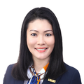Jaslyn Ho real estate agent of Huttons Asia Pte Ltd