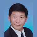 Chris Tan real estate agent of Huttons Asia Pte Ltd