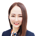 Jerlyn Ooi real estate agent of Huttons Asia Pte Ltd