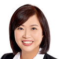 Lily Foo real estate agent of Huttons Asia Pte Ltd