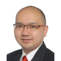 Clement Teow real estate agent of Huttons Asia Pte Ltd
