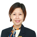Grace Tay real estate agent of Huttons Asia Pte Ltd