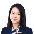 Bie Lee real estate agent of Huttons Asia Pte Ltd
