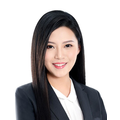 Deborah Lu real estate agent of Huttons Asia Pte Ltd