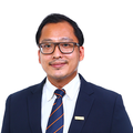 Nigel Tham real estate agent of Huttons Asia Pte Ltd