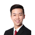 Abel Hwang real estate agent of Huttons Asia Pte Ltd
