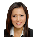 Alice Teoh real estate agent of Huttons Asia Pte Ltd