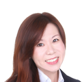 Dyana Chua real estate agent of Huttons Asia Pte Ltd