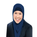 Sophia Chang real estate agent of Huttons Asia Pte Ltd