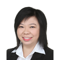 Chin Chin Cheng  real estate agent of Huttons Asia Pte Ltd