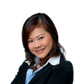 Felicia Ong real estate agent of Huttons Asia Pte Ltd