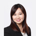 Karen Lim real estate agent of Huttons Asia Pte Ltd