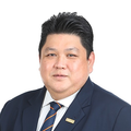 Steven Chin real estate agent of Huttons Asia Pte Ltd