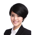Yvonne Chua real estate agent of Huttons Asia Pte Ltd