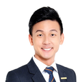 Hugo Xu real estate agent of Huttons Asia Pte Ltd