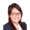Angie Ho real estate agent of Huttons Asia Pte Ltd