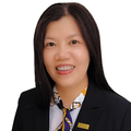 Sharon Oh real estate agent of Huttons Asia Pte Ltd