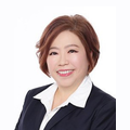 Marie Lum real estate agent of Huttons Asia Pte Ltd