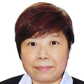 Joyce Tay  real estate agent of Huttons Asia Pte Ltd