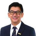 David Hum real estate agent of Huttons Asia Pte Ltd