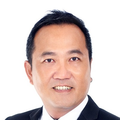 Sam Lee real estate agent of Huttons Asia Pte Ltd