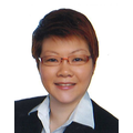 Penny Wee real estate agent of Huttons Asia Pte Ltd