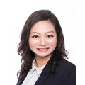 Bee Lean Ho  real estate agent of Huttons Asia Pte Ltd