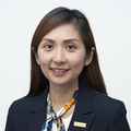 Cynthia Teng real estate agent of Huttons Asia Pte Ltd