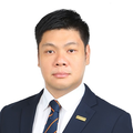 Joel Wong real estate agent of Huttons Asia Pte Ltd