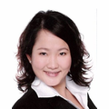 May Chan real estate agent of Huttons Asia Pte Ltd
