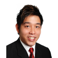 Terence Tham real estate agent of Huttons Asia Pte Ltd