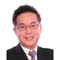 Tony Ong real estate agent of Huttons Asia Pte Ltd