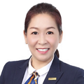 Wendy Cheng real estate agent of Huttons Asia Pte Ltd