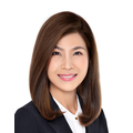 Desiree Chua real estate agent of Huttons Asia Pte Ltd