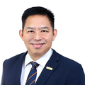 Fook Kwong Wong  real estate agent of Huttons Asia Pte Ltd