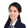 Angelline Ong real estate agent of Huttons Asia Pte Ltd