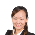 Elaine Koh real estate agent of Huttons Asia Pte Ltd