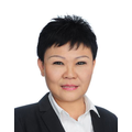 Jeannie Chen real estate agent of Huttons Asia Pte Ltd