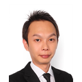 Andy Lim real estate agent of Huttons Asia Pte Ltd