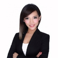 Serena Mok real estate agent of Huttons Asia Pte Ltd