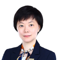 Grace Neo real estate agent of Huttons Asia Pte Ltd