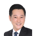 Alan Koh real estate agent of Huttons Asia Pte Ltd