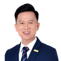 Francis Tay real estate agent of Huttons Asia Pte Ltd